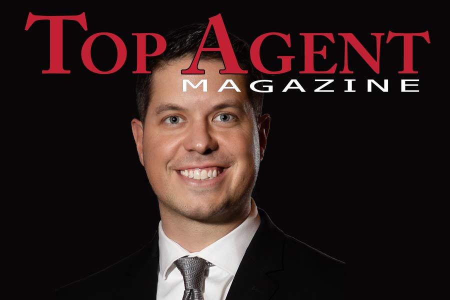 Mark Vittardi Featured in Top Agent Magazine